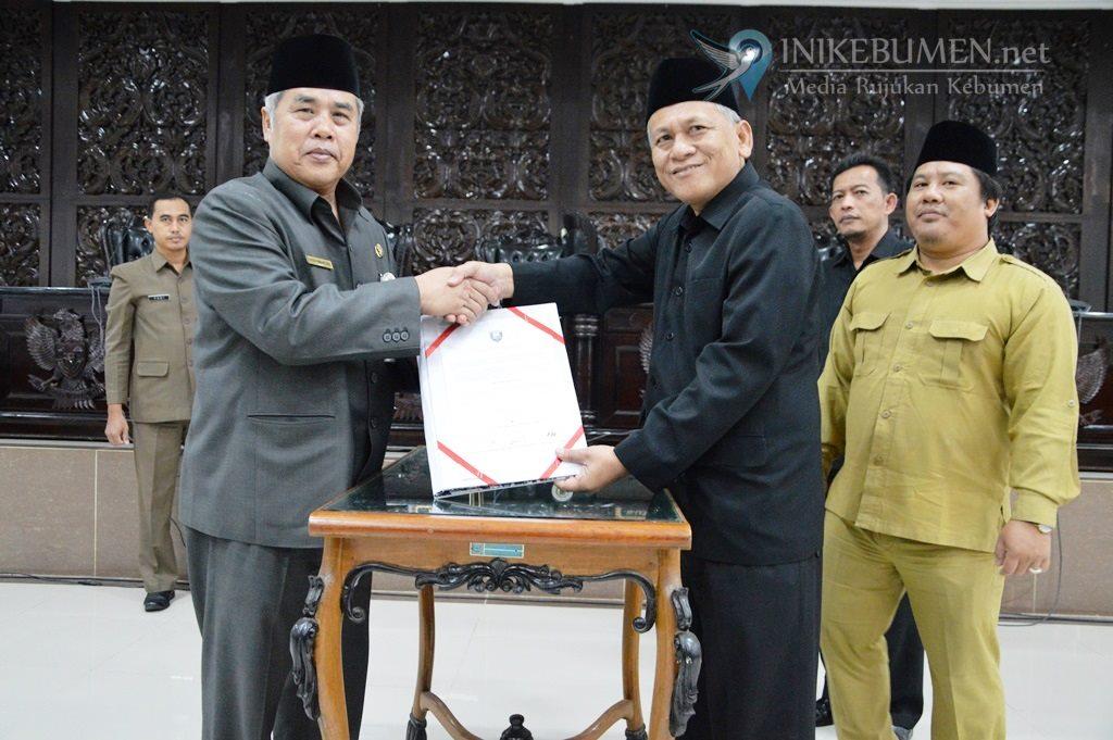 Resmi! DPRD Kebumen Usulkan Yazid Mahfudz Ditetapkan sebagai Bupati Definitif