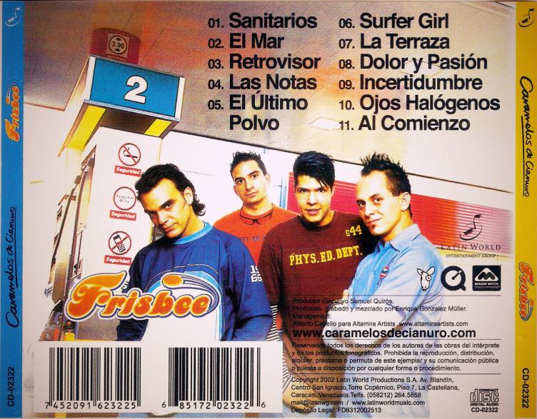 album de caramelos de cianuro - miss mujerzuela