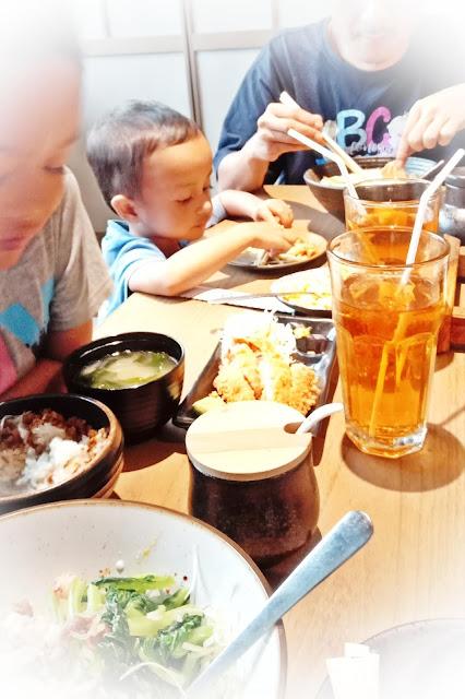 Chin Ma Ya, Restoran Jepang Halal Gading Serpong
