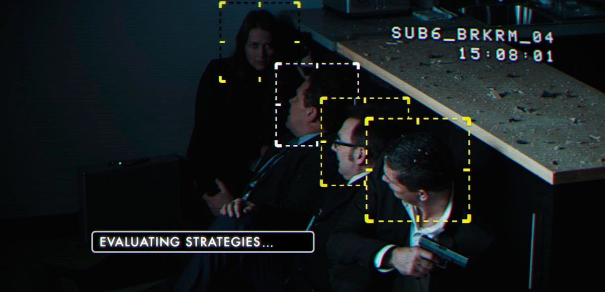 Person of Interest 4x11 If-Then-Else