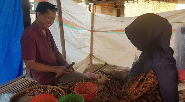 relawan lombok
