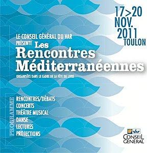 rencontres mediterraneennes toulon