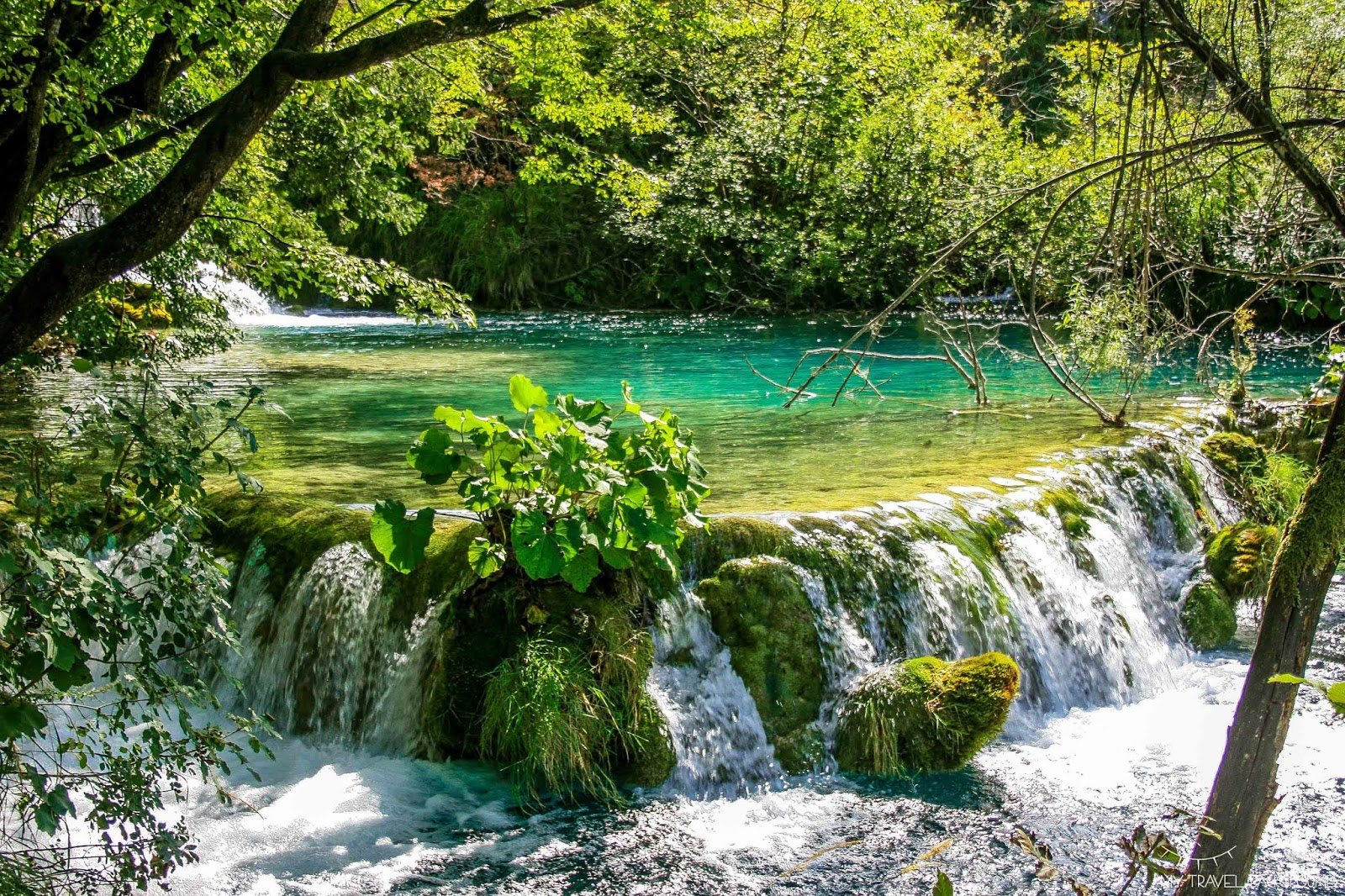 My Travel Background : Explorer les lacs de Plitvice en Croatie
