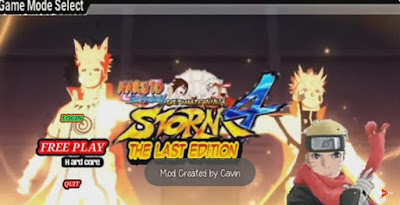 Naruto Senki MOD Unlimited Money The Last v2 Apk Android Terbaru Free Shopping Skils