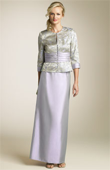 Nordstrom Mother Of Bride Dresses With Jacket