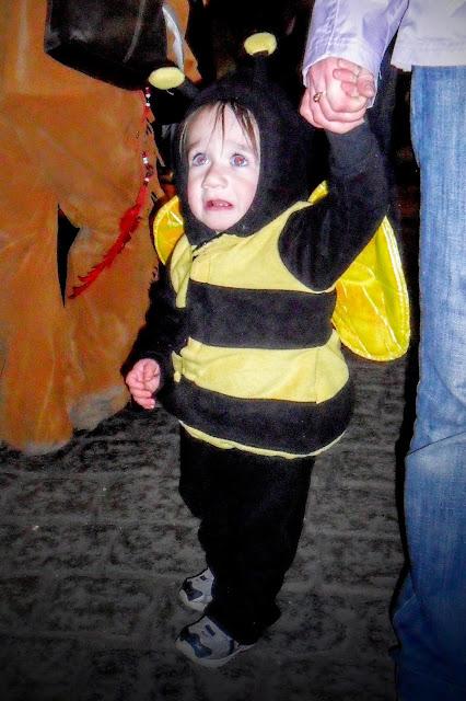 Baby Bee, Haunted Happenings, Salem, Massachusetts