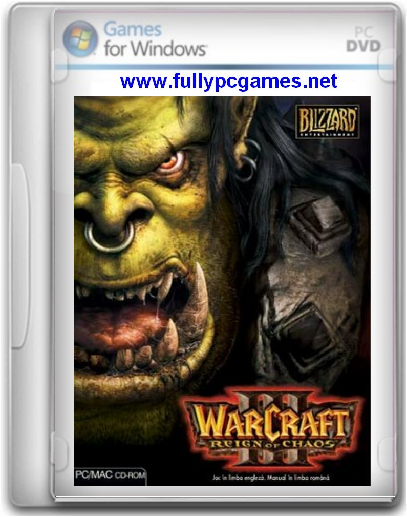 warcraft 3 reign of chaos vollversion