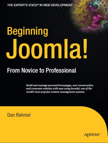 Joomla Book Pdf