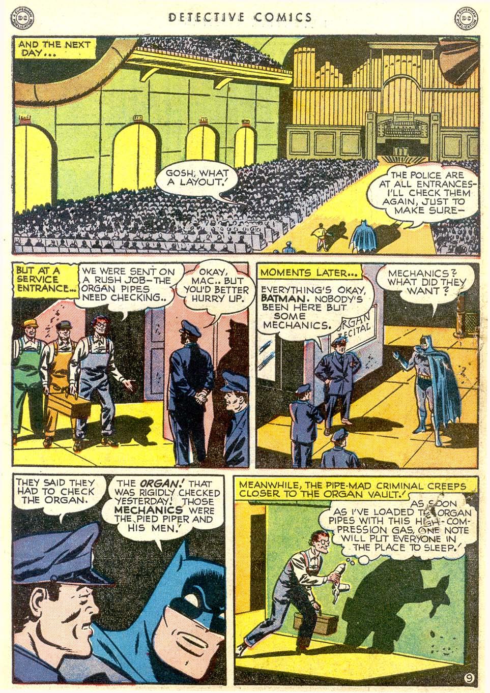 Detective Comics (1937) 143 Page 10