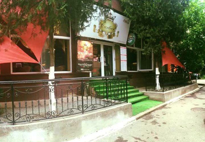Cafe Bar Cartier, Arad Micalaca