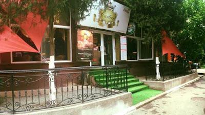 Caffe Bar Cartier