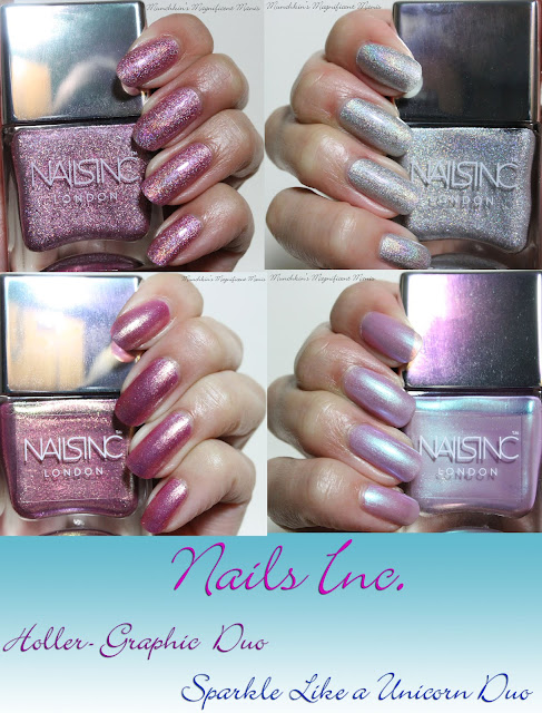 Nails Inc. Duo's