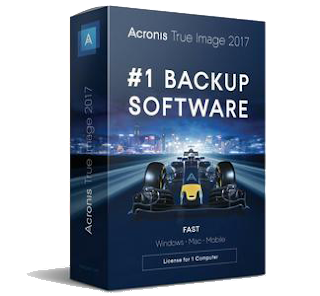 Acronis True Image 2017 Multilingual + Activador