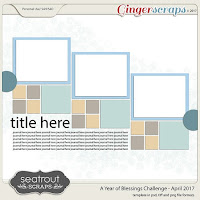 Template : A Year Of Blessings Template by Seatrout Scraps