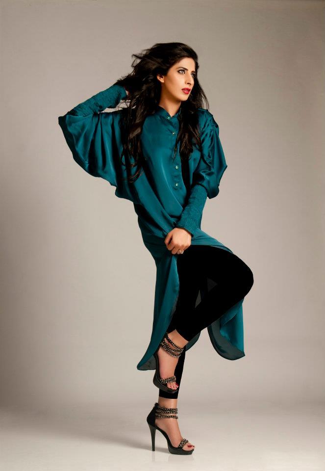 Latest Winter Fall Collection For Women By Bareeze: Fashion World Latest Fashion: Pakistan Latest Winter