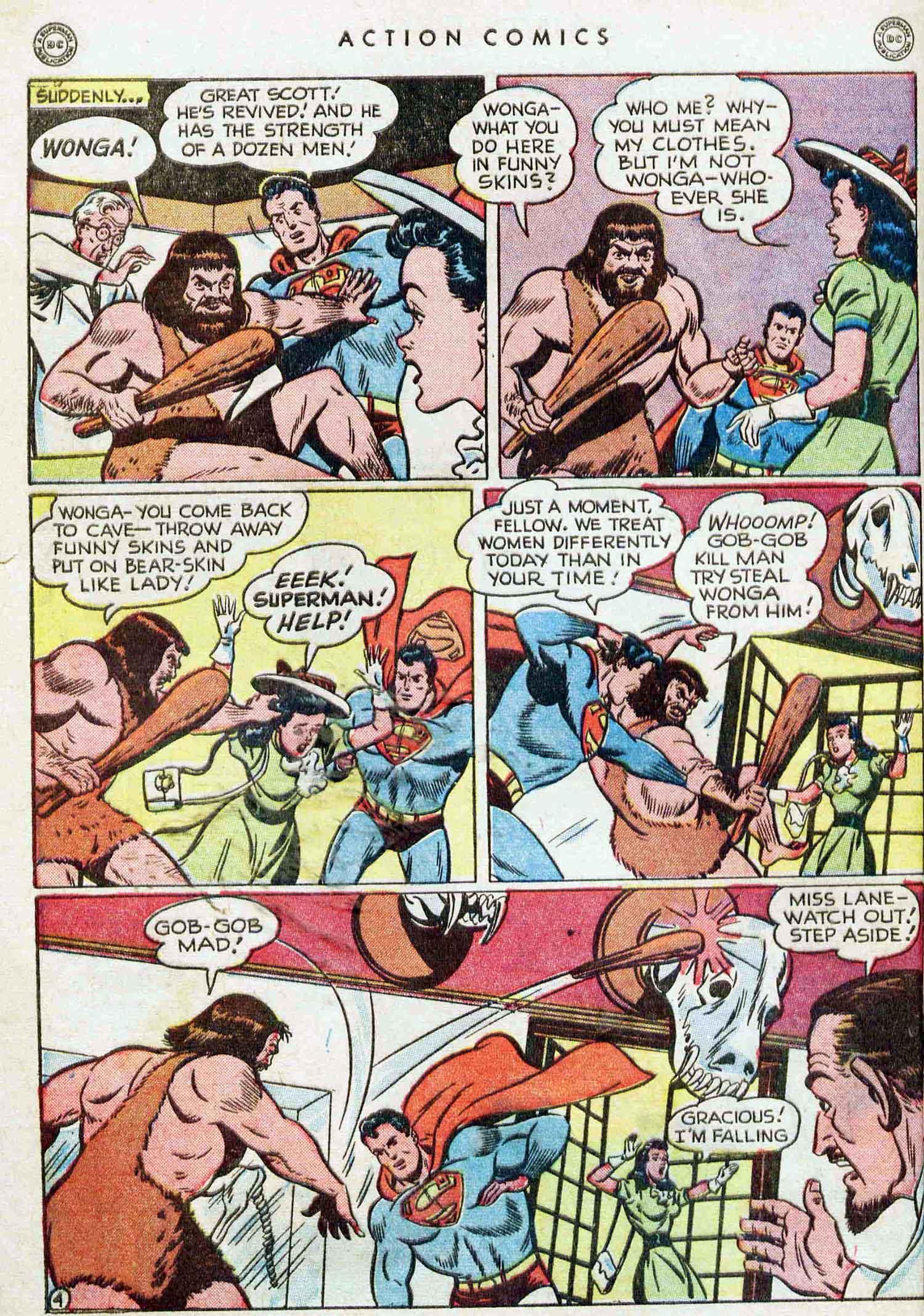 Action Comics (1938) 129 Page 4