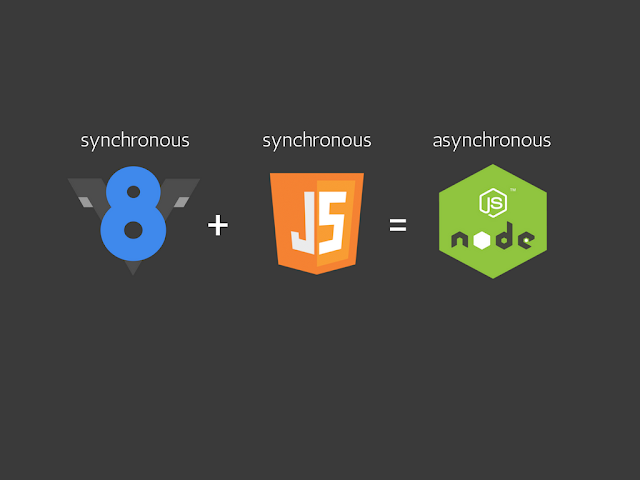 why nodejs is asynchronous? - the web stop