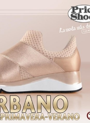 Catalogo de zapatos Price shoes 2018 Urbano