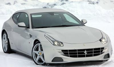 Ferrari 620 GT right side image