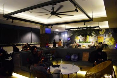 Verve Bistro & Coffe Bar, Good Mood Food