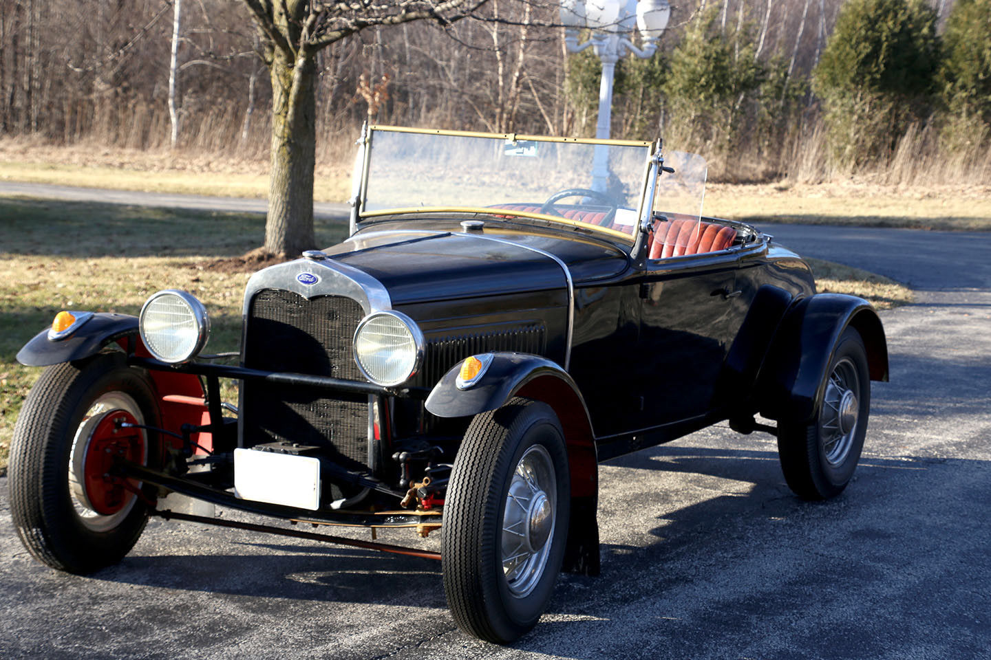 Daily Turismo: Pre War Hot Rod: 1932 Ford Model A