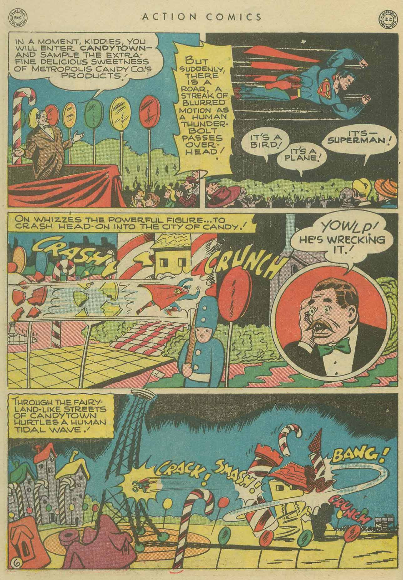 Read online Action Comics (1938) comic -  Issue #104 - 8