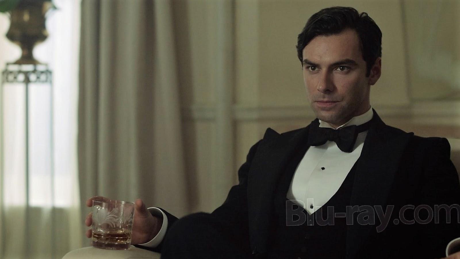 Aidan Turner James Bond