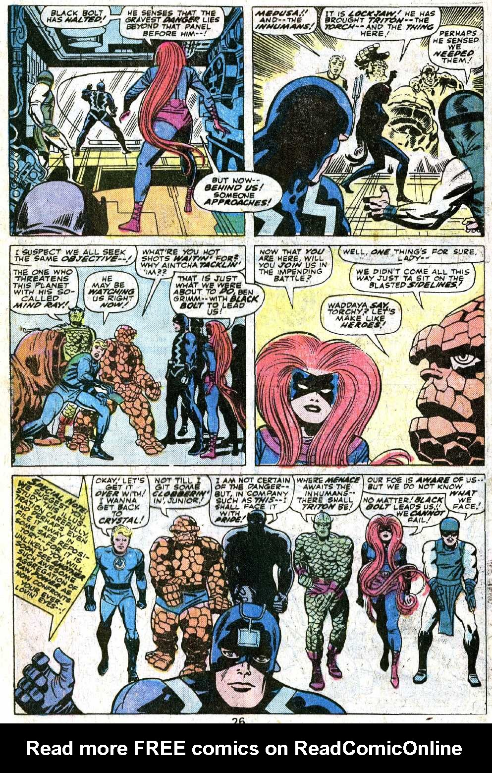 Giant-Size Fantastic Four issue 5 - Page 28