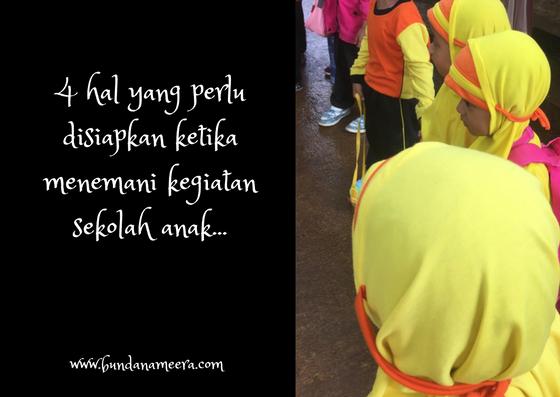 #Tips agar seru mengikuti kegiatan sekolah anak