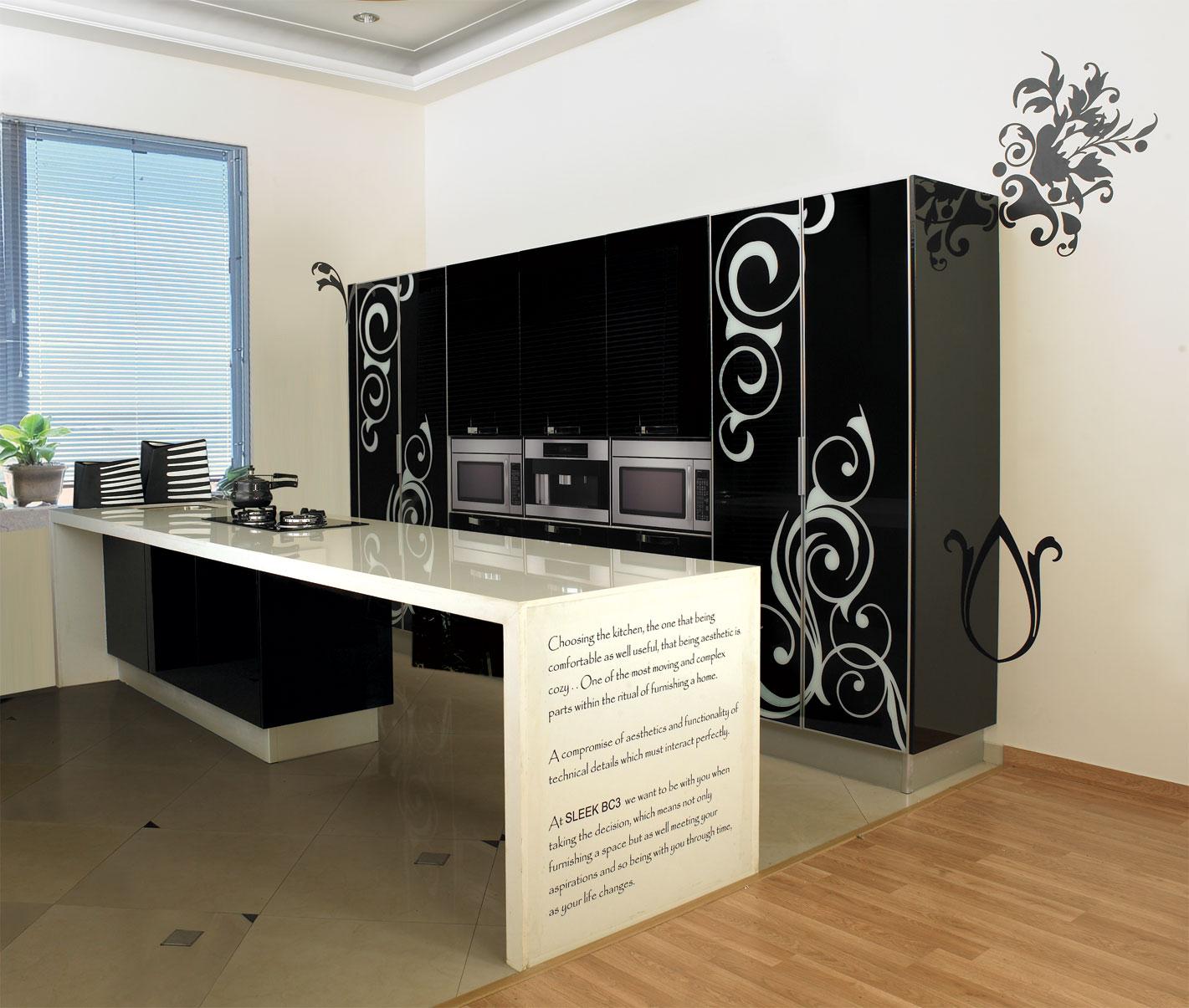 Sleek Modular Kitchen Designs - Home Design -