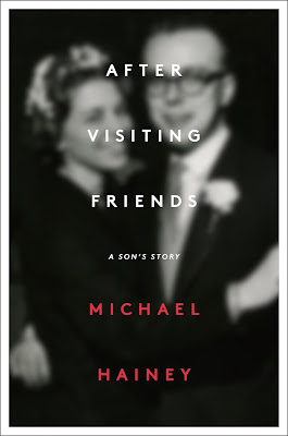 After Vising Friends by Michael Hainey - book cover