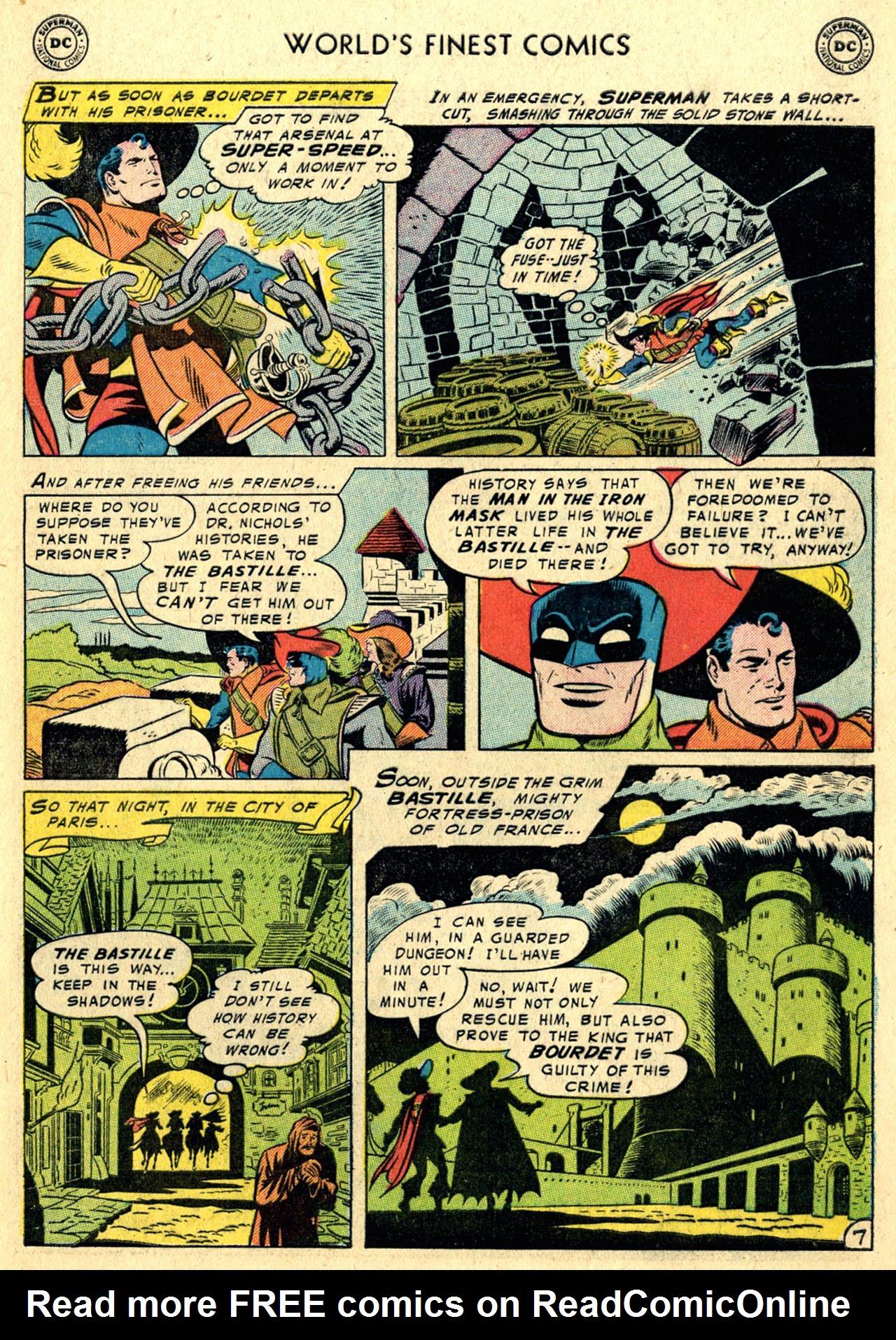 Read online World's Finest Comics comic -  Issue #82 - 9