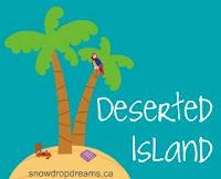 Deserted Island feature - Snowdrop Dreams