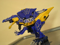 Zyuden Sentai Kyoryuger Tobaspino minipla candy toy Gaburincho of Music movie Super Sentai