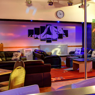 No3 Swingers club interior