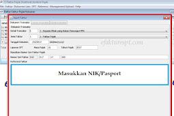 Cara Input NIK Non NPWP di e-Faktur Versi 2.0