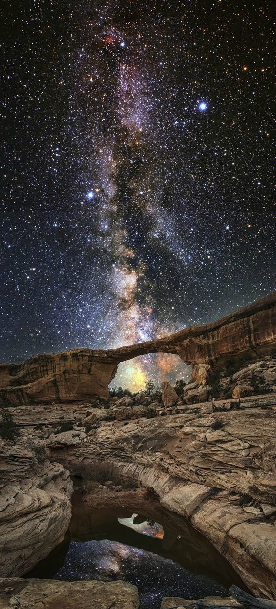 Natural Bridges National Monument, Utah, USA