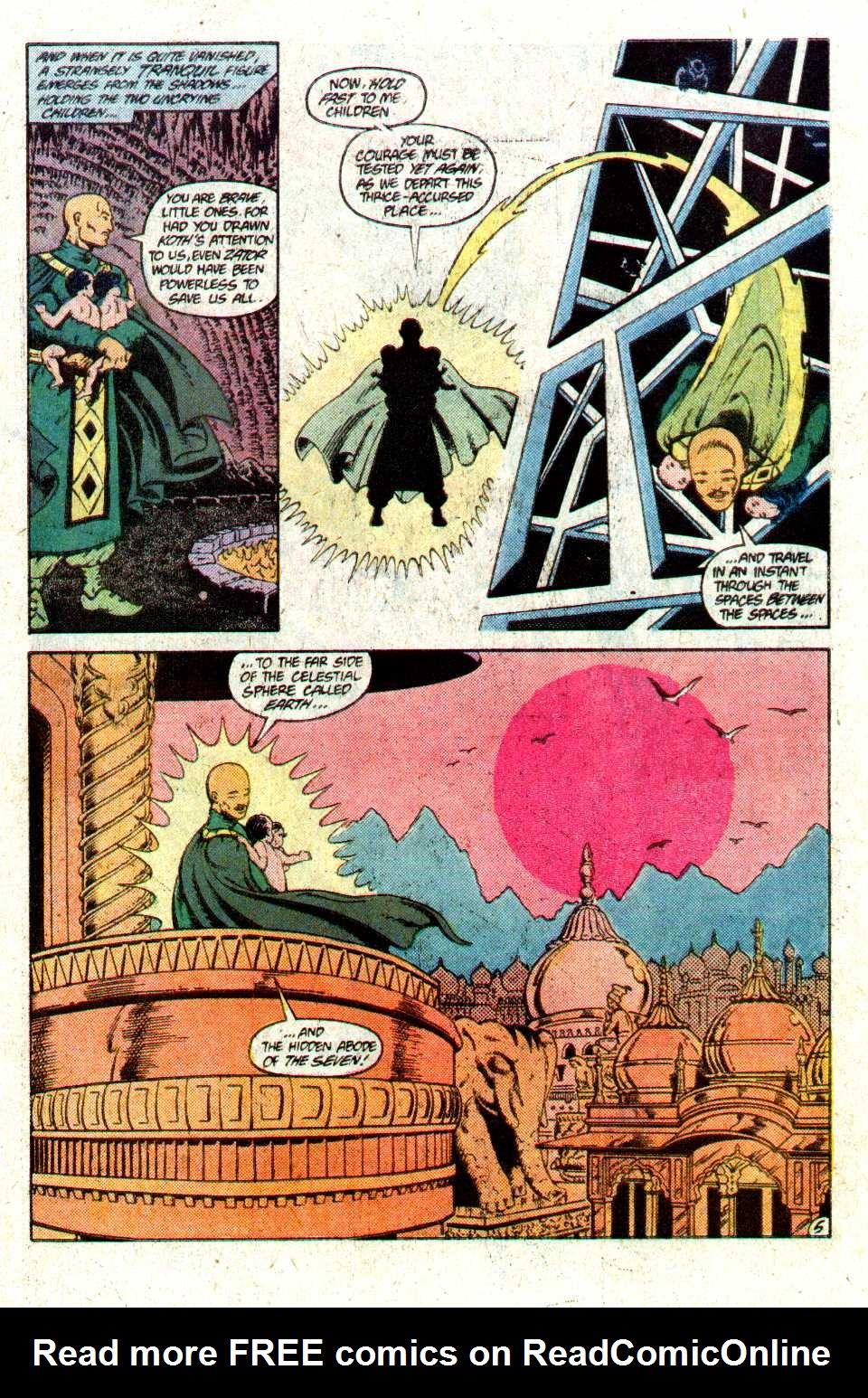 Read online Secret Origins (1986) comic -  Issue #17 - 29