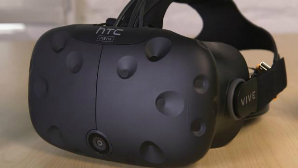 إتش تي سي تكشف عن رقم قياسي لـ HTC Vive