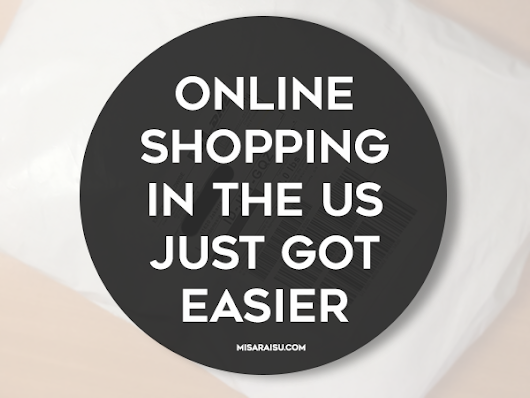 Online Shopping in the US Just Got Easier