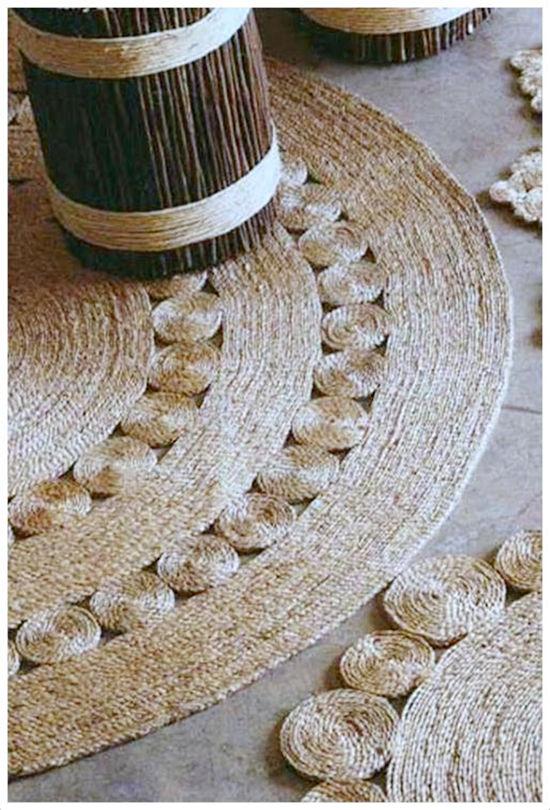 em rita desastre alfombras de cuerda On alfombra cuerda