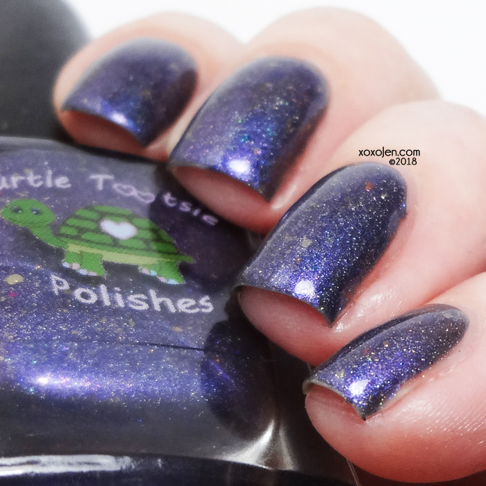 xoxoJen's swatch of Turtle Tootsie Black Friday Freebie 2018