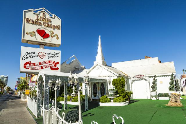 Locais e capelas para casar em Las Vegas