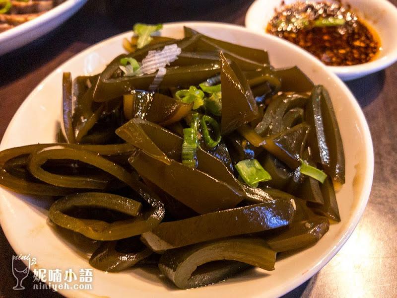 【台北遼寧夜市】蘭芳麵食館。人潮擠爆瘋排這碗正宗重慶小麵