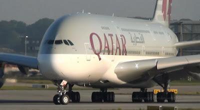 Qatar Airways 'lâm nguy'