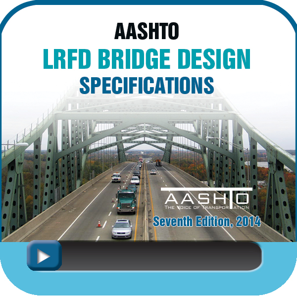 AASHTO LRFD Bridge Design Specifications 7th Edition ...