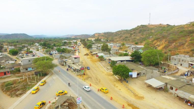 Comuna Sinchal, ruta del Spondylus