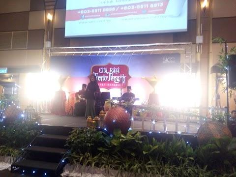 "Bufet Ramadhan yang bertemakan "" Cita Rasa Timur Tengah "" di Pusat Konvensyen Shah Alam (SACC)"