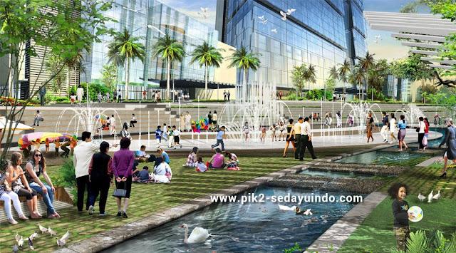 PIK 2 - Green Area