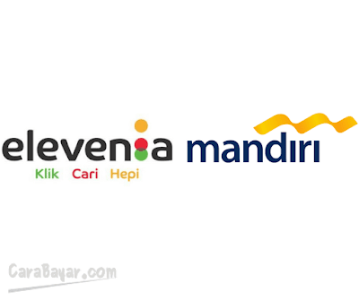 CARA BAYAR BELANJA DI ELEVENIA VIA BANK MANDIRI